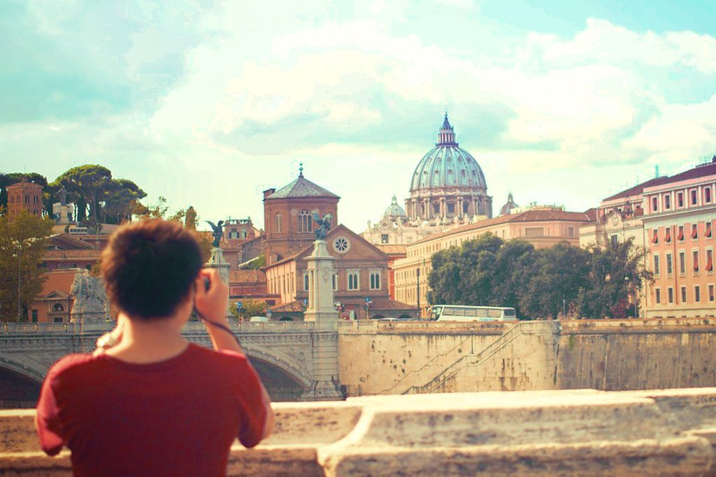 THE MOST BEAUTIFUL PANORAMIC TERRACES IN THE CENTER OF ROME