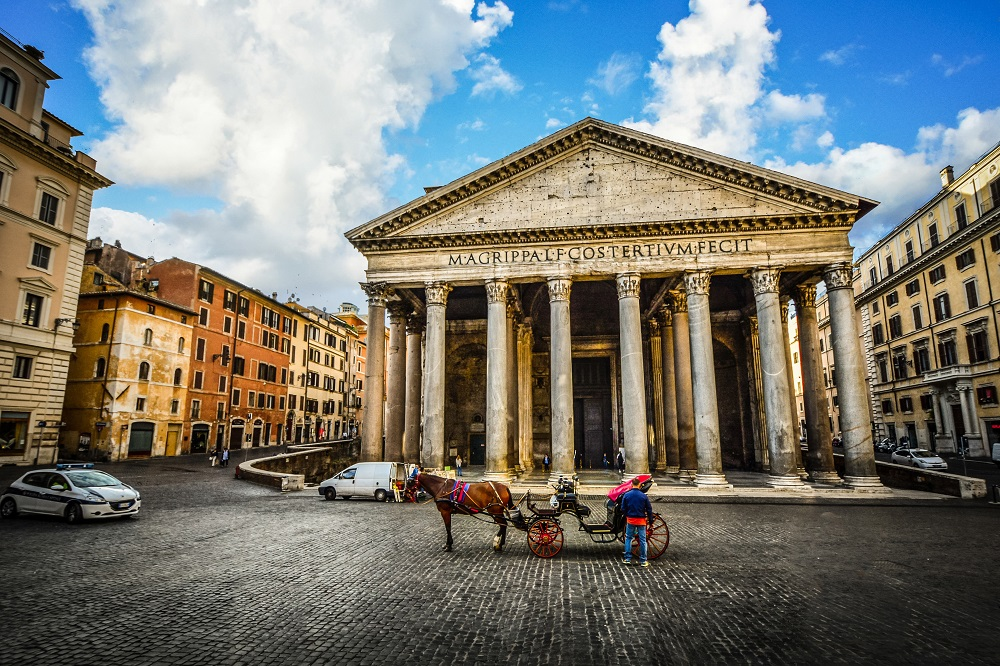Piazza del Gesù Luxury Suites | Pantheon