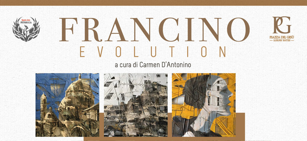 Rome Resort & Spazio Arte Petrecca: together with Rome for the exhibition of Francino
