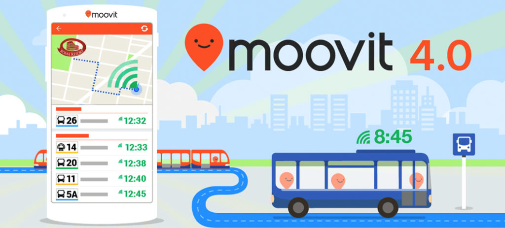 How to get to the main places of Rome with Atac? Discover MOOVIT