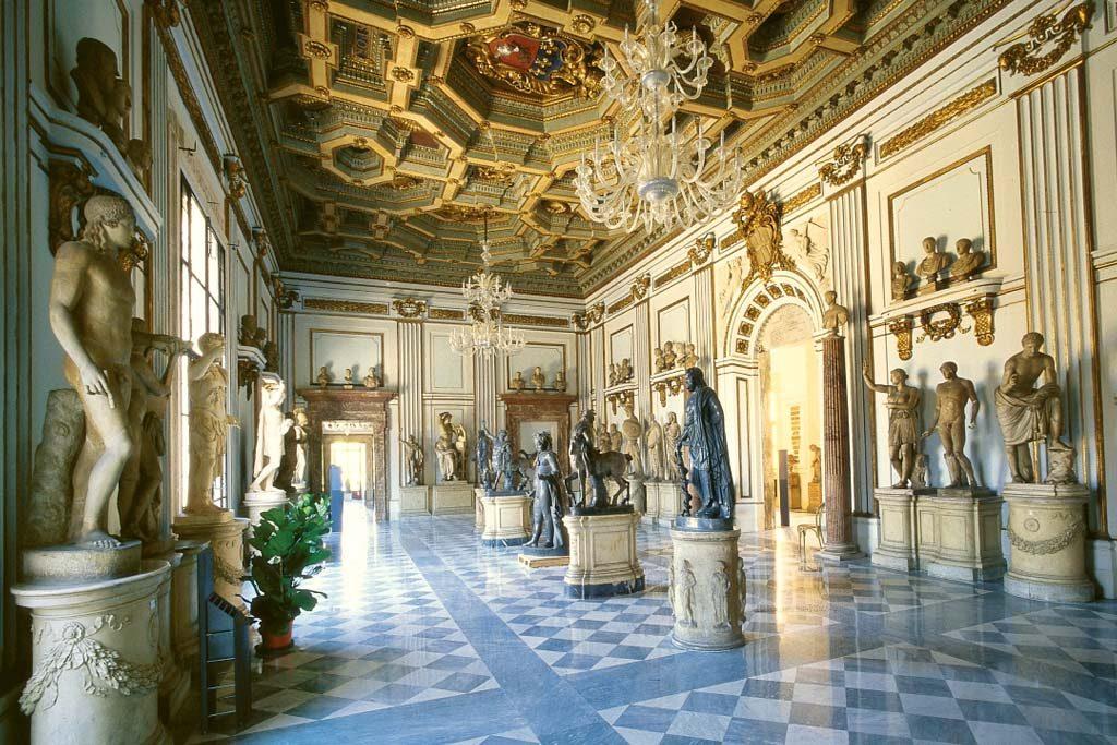 MUSEUM EVENT IN ROME