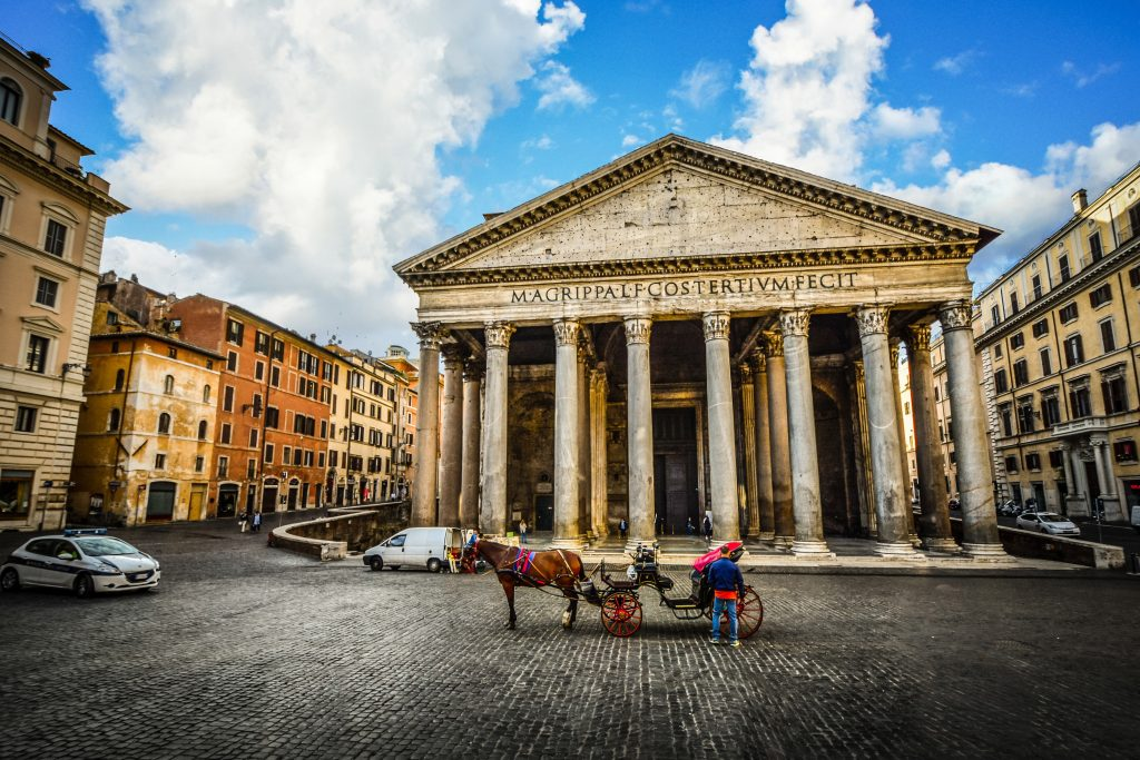 Piazza del Gesù Luxury Suites | 万神殿